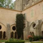 Hérault cloitre Abbaye de Valmagne| proche Gite La Salsepareille