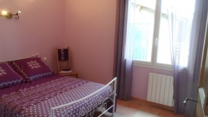 Location Herault Languedoc | seconde chambre | Gite La Salsepareille