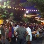 Hérault Pézenas ambiance des festives proche Gite La Salsepareille