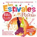 Hérault Pézenas prospectus festives proche Gite La Salsepareille