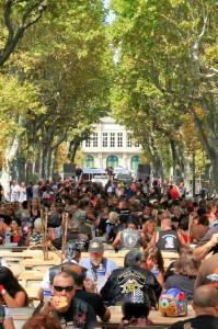 Rassemblement Brescudos Cap Agde proche gite