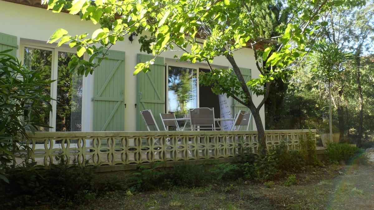 Gite Hérault proche Pézenas Jardin