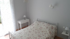 holidays rental provence  grey bedroom
