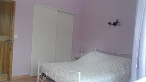 holidays rental provence lavender bedroom