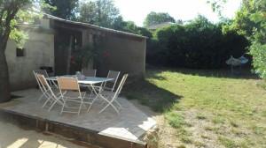 languedoc cottage garden